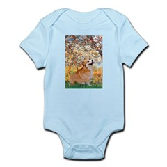 Spring / Corgi Infant Bodysuit