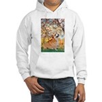 Spring / Corgi Hooded Sweatshirt