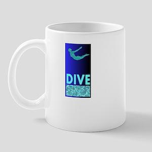 Diver's Mug