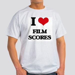 I Love FILM SCORES T-Shirt