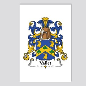 Vallet Postcards (Package of 8)