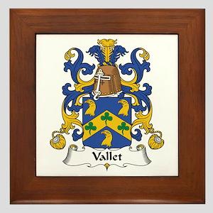 Vallet Framed Tile