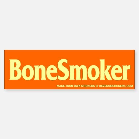 Bone Smoker - Revenge Bumper Bumper Sticker