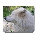 White Wolf Mousepad #2