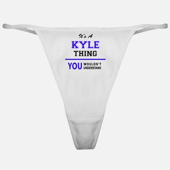 Cool Kyle Classic Thong