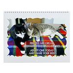 """Animal Welfare"" Wall Calendar"