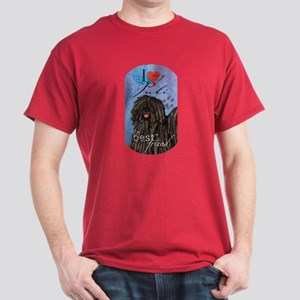 Puli Dark T-Shirt
