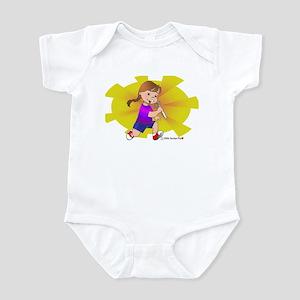 Infant Running with Scissors Bodysuit