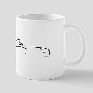 Formula 1 Finland Mug