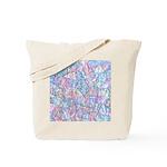 Crazy Quilt (Lt.) Tote Bag