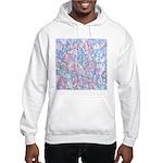Crazy Quilt (Lt.) Hooded Sweatshirt