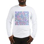 Crazy Quilt (Lt.) Long Sleeve T-Shirt