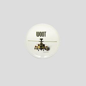 Woot Attack Mini Button