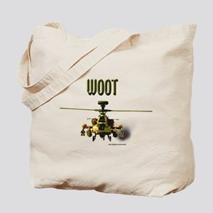 Woot Attack Tote Bag