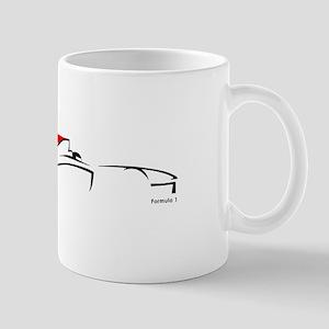 Formula 1 Spain Mug