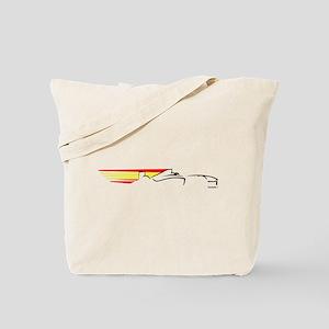 Formula 1 Spain Tote Bag