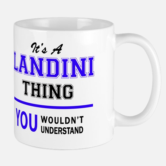 Cute Landini Mug