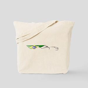 Formula 1 Brazil Tote Bag