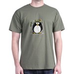 Fishing penguin Dark T-Shirt