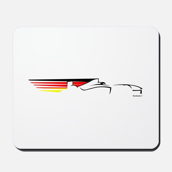 Formula 1 Germany Mousepad