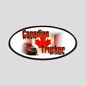 Canadian Trucker Patches