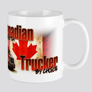 Canadian Trucker Mugs