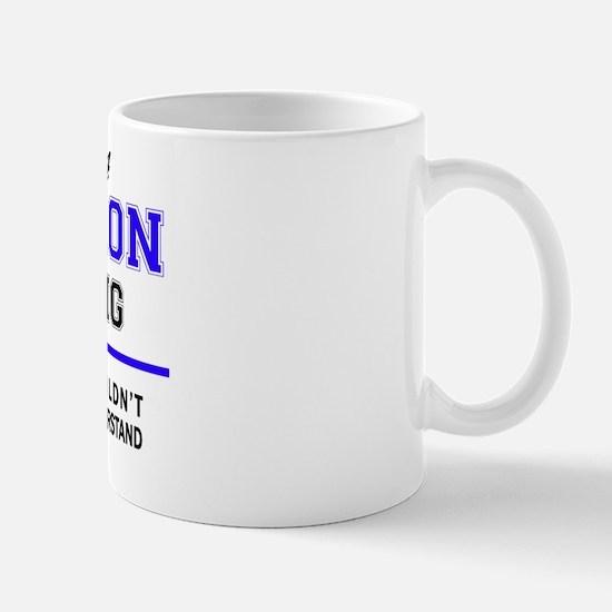 Cute Lebron Mug