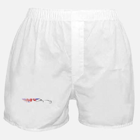 Formula 1 UK Boxer Shorts