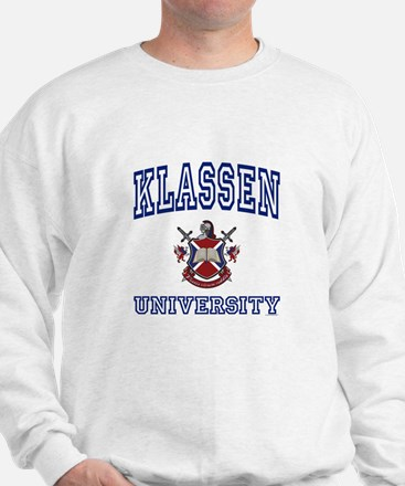 KLASSEN University Sweatshirt