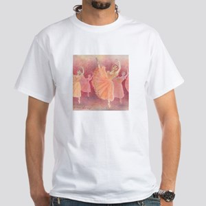"""Waltz of the Flowers"" White T-Shirt"