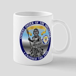Navy Shellback Mugs