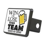 This Team Makes Me Drink Hitch Cover