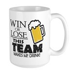 This Team Makes Me Drink Mugs