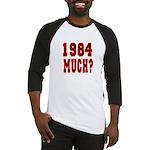 1984 Much? Baseball Jersey