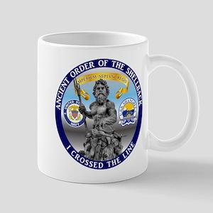 CV-38 Shellback Mug