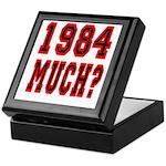 1984 Much? Keepsake Box