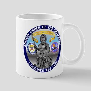 CVA-42 Navy Shellback Mug
