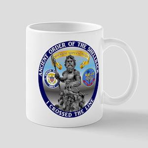 CV-43 Navy Shellback Mug