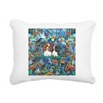 PS-TwoCavaliers Rectangular Canvas Pillow