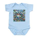 PS-TwoCavaliers Infant Bodysuit