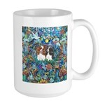 PS-TwoCavaliers Large Mug