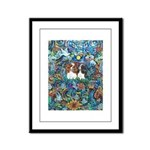 PS-TwoCavaliers Framed Panel Print