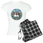 PS-TwoCavaliers Women's Light Pajamas