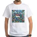 PS-TwoCavaliers White T-Shirt