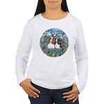 PS-TwoCavaliers Women's Long Sleeve T-Shirt
