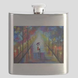 Romantic Interlude Flask