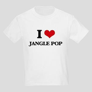 I Love JANGLE POP T-Shirt