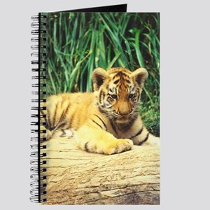 Wildcrds Tiger Journal