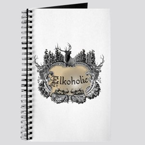 Elkoholic shirts and gifts Journal