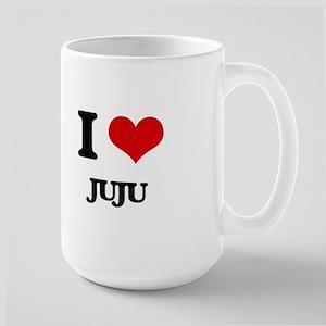 I Love JUJU Mugs